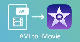 AVI do iMovie