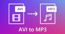 AVI ל- MP3