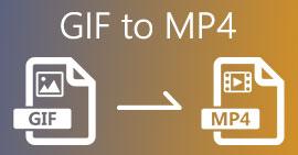 GIF MP4 -muotoon