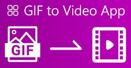 GIF -video -sovellus