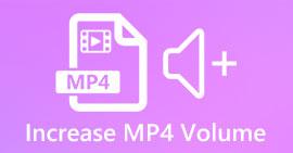 Increase Mp4 Volume