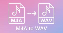 M4A do WAV