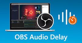 OBS Audio Delay