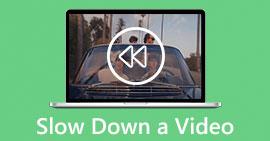 Slow Down A Video