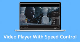 Video Player With Speed Control