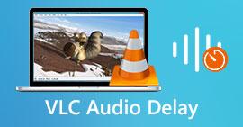 VLC Audio Delay