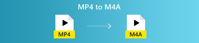MP4 to M4A