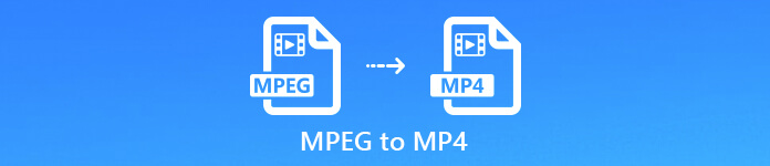 MPEG to MP4