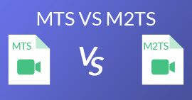 MTS 대 M2TS
