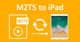 M2TS to iPad