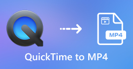Quicktime to MP4