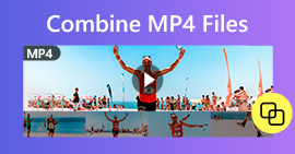 Combine MP4 files