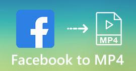 Facebook to MP4