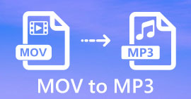 MOV to MP3