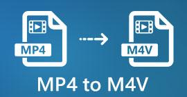 MP4 til M4V