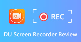 DU Screen Recorder Review