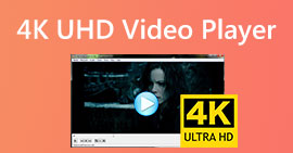 4K UHD 비디오 플레이어