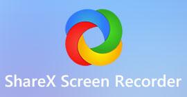 ShareX 스크린 레코더 검토