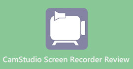 CamStudio Screen Recorder Review
