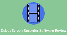 Debut Screen Recorder Software Review
