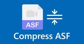 ASFを圧縮する