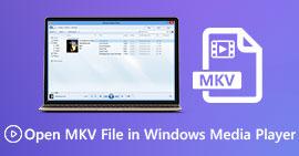 MKV fájlok lejátszása a Windows Media Player alkalmazásban