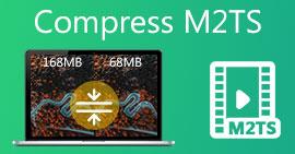 Compress M2TS